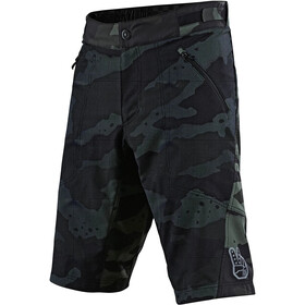 Troy Lee Designs Skyline Shell Shorts camo green